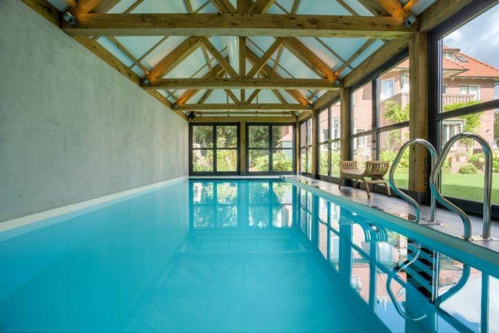 Foto Zwembadhuis, Bussum